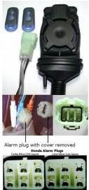Honda Plug & Play Alarm Kit